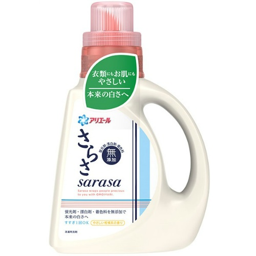 さらさ 洗剤 ボトル 850g