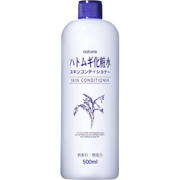 ナチュリエ ハトムギ化粧水 スキンコンディショナー 500ml